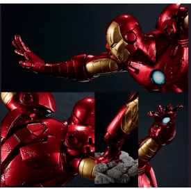 Iron Man - Figurine Iron Man Goukai