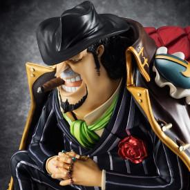 One Piece - Figurine Capone Bege P.O.P image