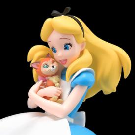 Alice in Wonderland - Figurine Alice PM