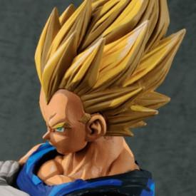 Dragon Ball Z - Figurine Vegeta Grandista Manga Dimensions image
