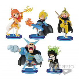 One Piece - Pack WCF Mugiwara56 Vol.2 image