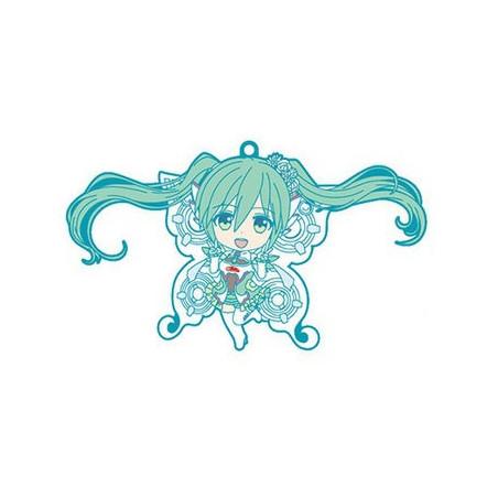 Vocaloid - Hatsune Miku GT Project Rubber Strap Porte-clés Ver.B image