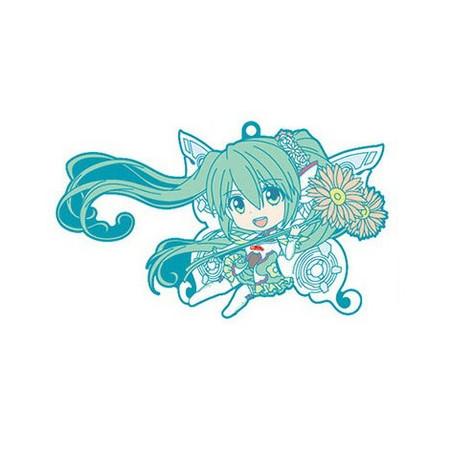 Vocaloid - Hatsune Miku GT Project Rubber Strap Porte-clés Ver.C image