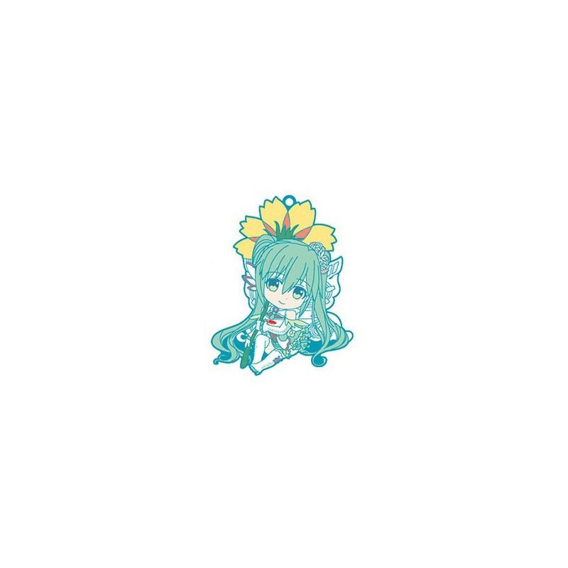 Vocaloid - Hatsune Miku GT Project Rubber Strap Porte-clés Ver.D