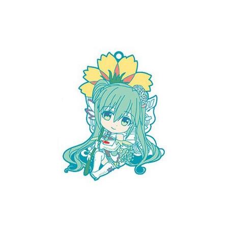 Vocaloid - Hatsune Miku GT Project Rubber Strap Porte-clés Ver.D image