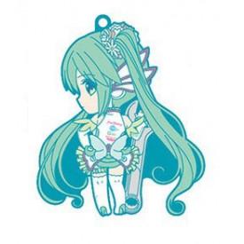 Vocaloid - Hatsune Miku GT Project Rubber Strap Porte-clés Ver.E