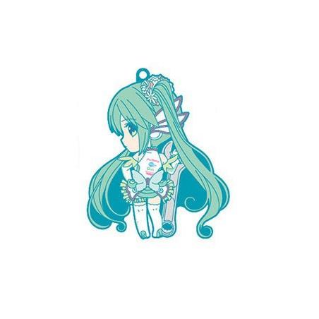 Vocaloid - Hatsune Miku GT Project Rubber Strap Porte-clés Ver.E image