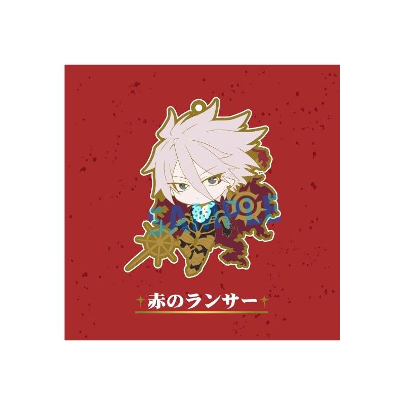 Fate/Apocrypha - Rubber Niitengomu Lancer of Red