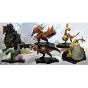 Monster Hunter - Figurine Great Jagras Monster Hunter Model Plus Vol.9
