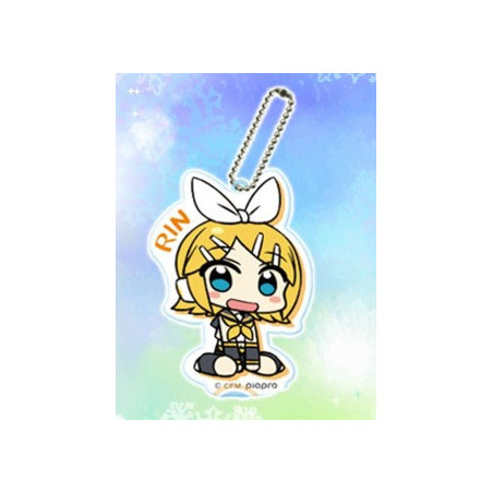 Vocaloid - Rin Rubber Mascot feat. CHANxCO image
