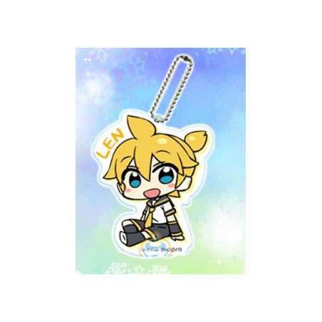 Vocaloid - Len Rubber Mascot feat. CHANxCO image