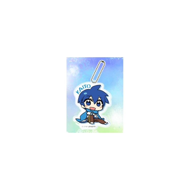 Vocaloid - Kaito Rubber Mascot feat. CHANxCO