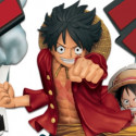 One Piece - Figurine Monkey D Luffy Story Age