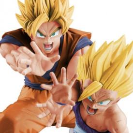 Dragon Ball Z - Figurine Sangoku et Sangohan VS Existence