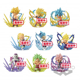 Dragon Ball Super - Pack World Collectable Figure Burst