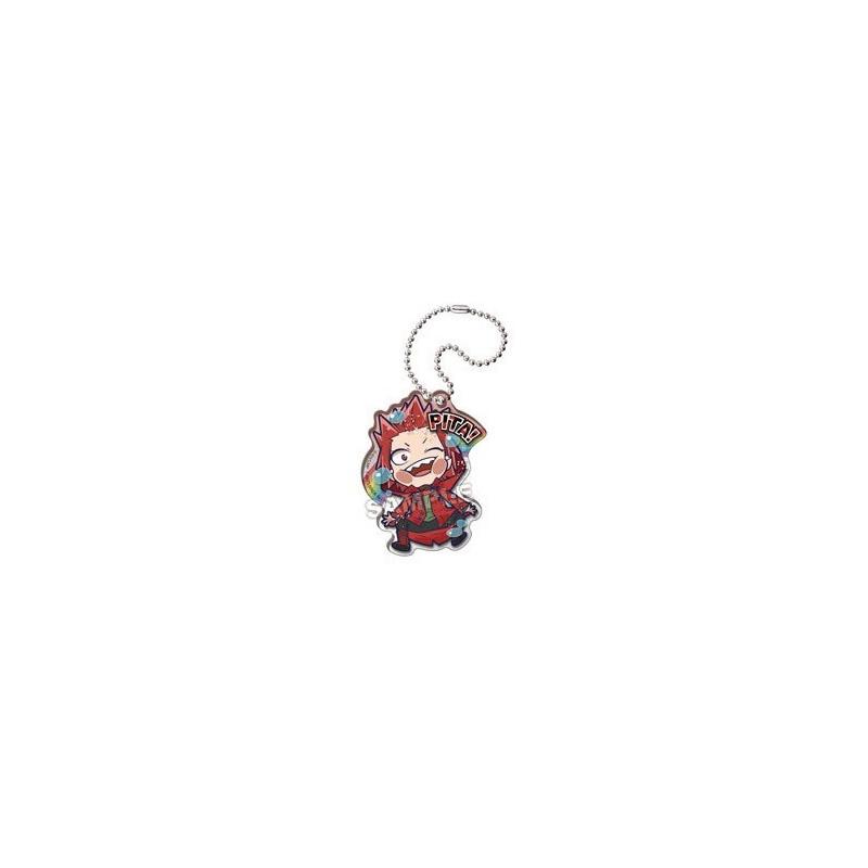 My Hero Academia - Strap Kirishima Eijirou Acrylic Keychain Deluxe Pita!