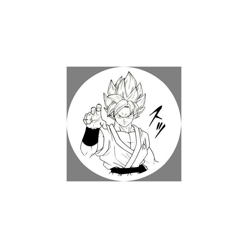 Dragon Ball Super - Coupelle Sangoku SSJ Blue Ichiban kuji Dragon Ball Memories