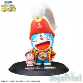 Doraemon - Figurine Doraemon Pirate