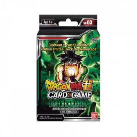 Starter Deck The Dark Invasion - Dragon Ball Super Card Game Série 3
