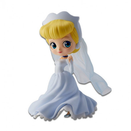 Disney Characters - Figurine Cendrillon Q Posket Dreamy Style