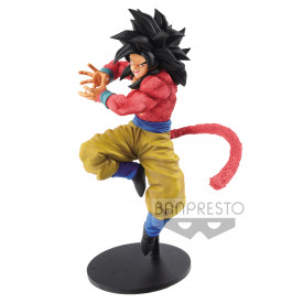 Dragon Ball GT - Figurine Gogeta Super Saiyan 4 x10 Kamehameha