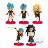 Super Dragon Ball Heroes - Pack World Collectable Figure Collection 7th Anniversary Vol.4
