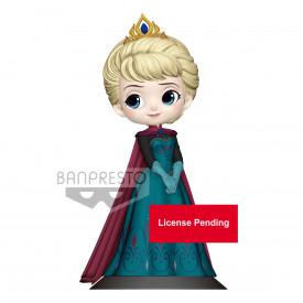 La Reine Des Neiges - Q Posket Elsa Coronation