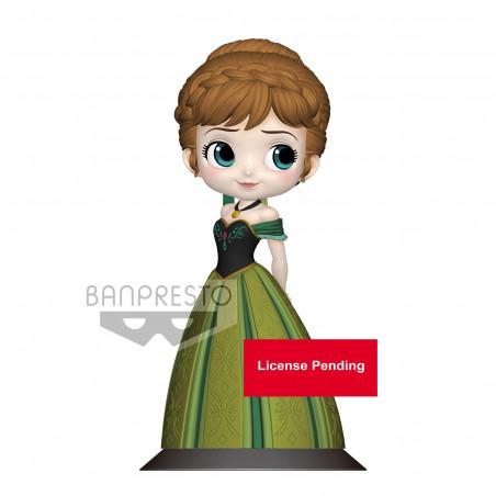 La Reine Des Neiges - Q Posket Anna Coronation