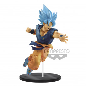 Dragon Ball Super - Figurine Sangoku SS God SS Ultimate Soldiers