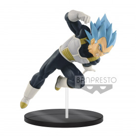 Dragon Ball Super - Figurine Vegeta SS God SS Ultimate Soldiers