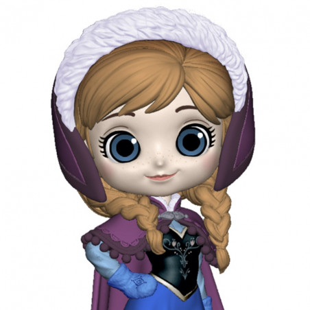 La Reine Des Neiges - Figurine Q Posket Anna image