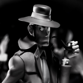Lupin The Third - Figurine Inspector Zenigata Creator x Creator Ver.B