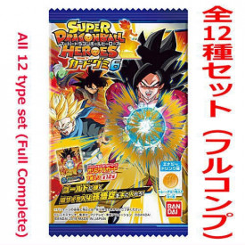 Super Dragon Ball Heroes - Pack 20 Booster Card Super Dragon Ball Heroes Gummy Part.6