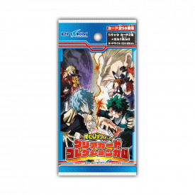 My Hero Academia - Pack de 16 Booster Card My Hero Academia