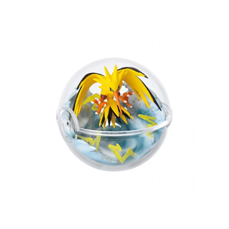Pokemon - Electhor Pokéball Terrarium Vol.5