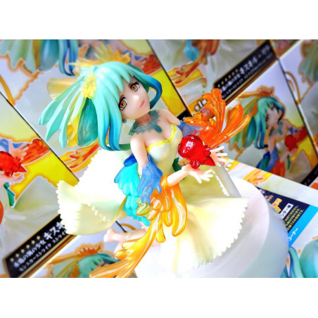 Monster Strike - Figurine Kiskill Lyra The Ocean's Eternal Girl