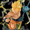Dragon Ball Z - Figurine Sangoku SSJ Battle Zero