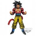 Dragon Ball GT - Figurine Sangoku SSJ 4 Manga Dimensions SMSP
