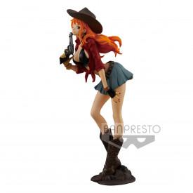 One Piece - Figurine Nami Treasure Cruise World Journey Vol.1