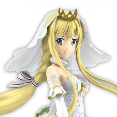 Sword Art Online Code Register - Figurine Alice Wedding EXQ image