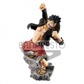 One Piece - Figurine Monkey D Luffy 20th Anniversary