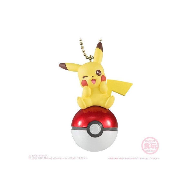Pokemon - Strap Pikachu Twinkle Dolly