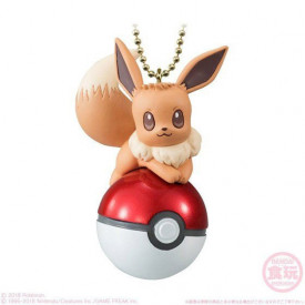 Pokemon - Strap Evoli Twinkle Dolly