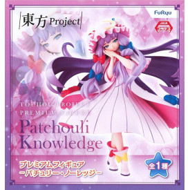 Touhou Project - Figurine Patchouli Knowledge PM