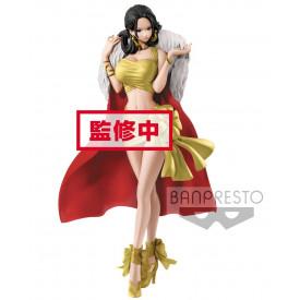 One Piece - Figurine Boa Hancock Glitter & Glamours Christmas Ver.A