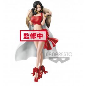 One Piece - Figurine Boa Hancock Glitter & Glamours Christmas Ver.B