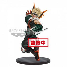 My Hero Academia - Figurine Katsuki Bakugo The Amazing Heroes Vol.3