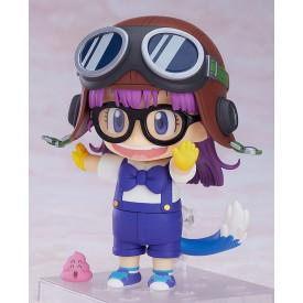 Dr Slump - Figurine Arale Cat Ears & Gatchan Nendoroid
