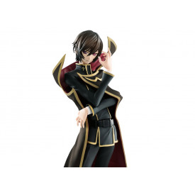 Code Geass Lelouch Of Rebellion - Figurine Lelouch Lamperouge EXQ Ver.2
