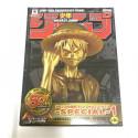 One Piece - Figurine Monkey D Luffy Jump 50th Anniversary Gold Ver.